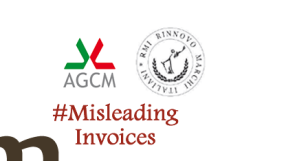 BEWARE OF MISLEADING INVOICES