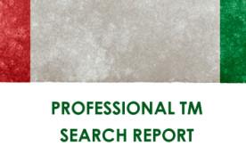 TRADEMARK SEARCH REPORT