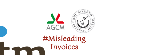BEWARE OF MISLEADING INVOICES